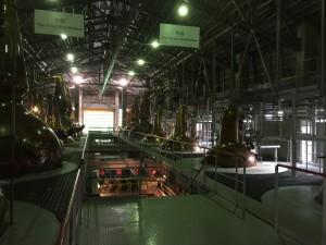 白州工場見学05