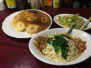汁なし担々麺02