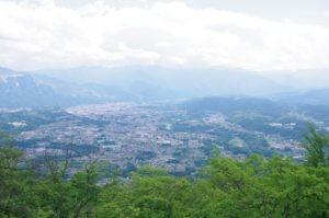 2016美の山公園と白寿の湯04