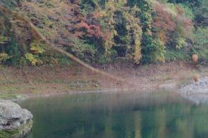 2011会津磐梯鶴ケ城塔のへつり11