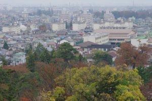 2011会津磐梯鶴ケ城塔のへつり08